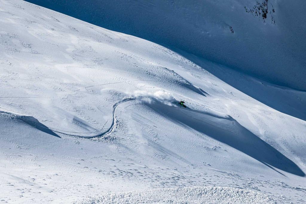 Freeride Touring Ski