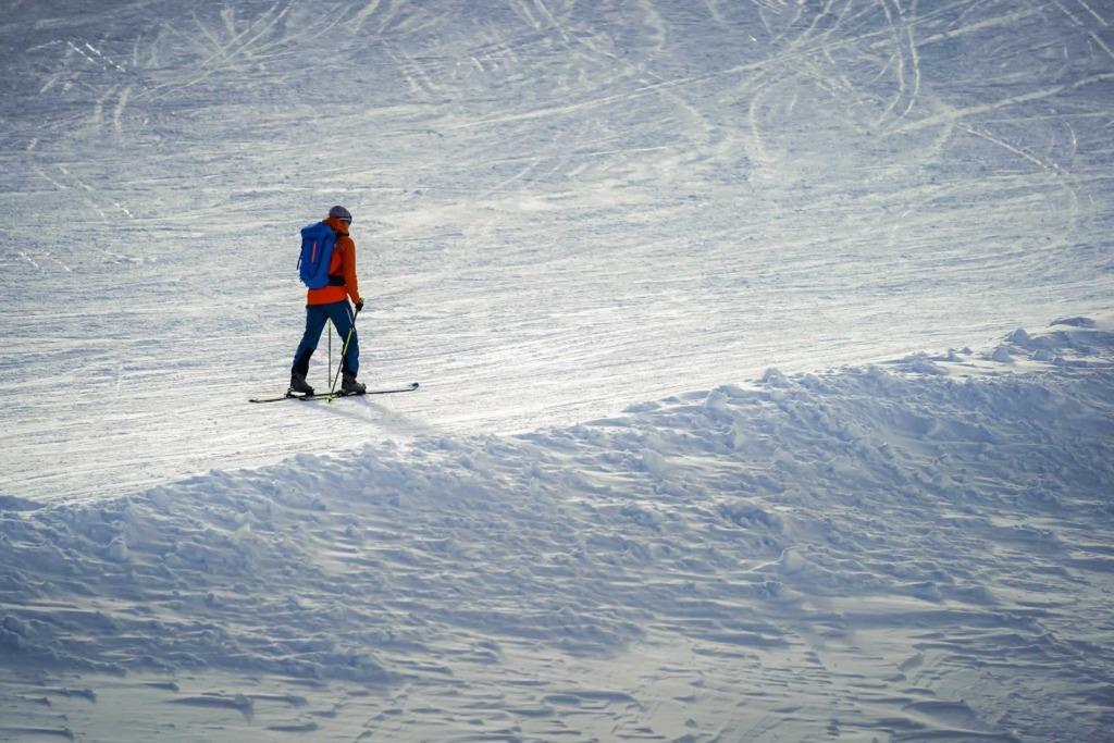 Skityp Fitness Skitouring